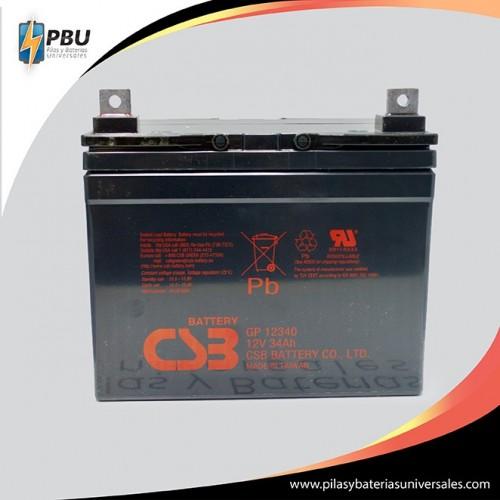GP 12340 12 Voltios 34 Ampers