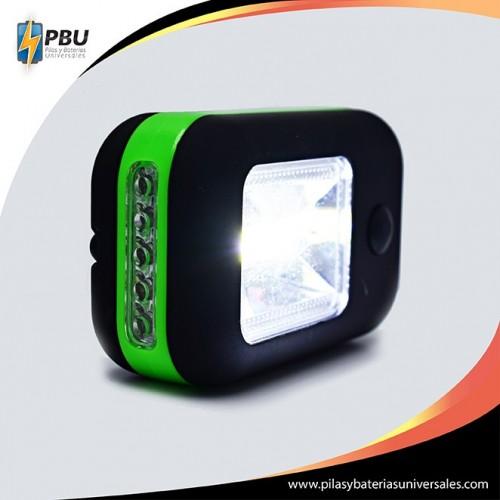 Lámpara tipo caja de luz