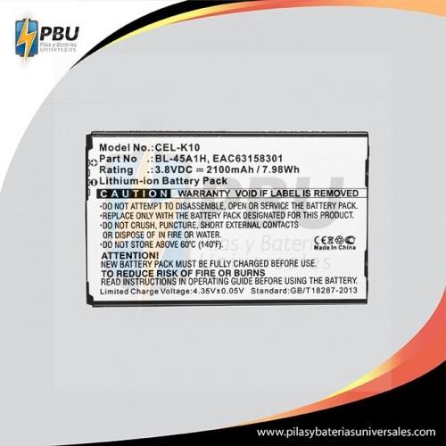 CEL-K10 LG BL-45A1H
