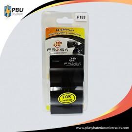 Cargadores para baterías Camara Digital