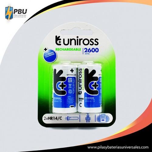 2C-Uniross-Recargable