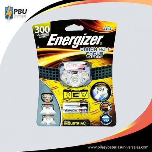 Linterna tipo minero Energizer