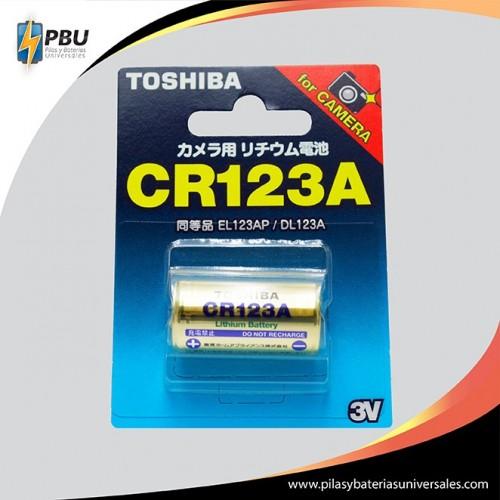 CR123 TOSHIBA