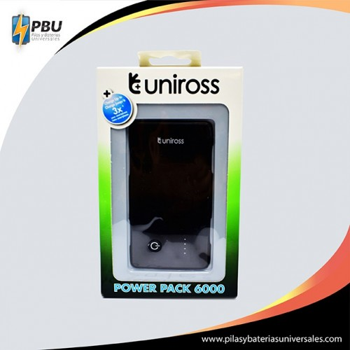 POWER PACK 6000