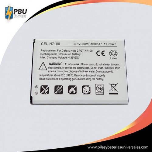 CEL-N7100 GALAXY NOTE 2