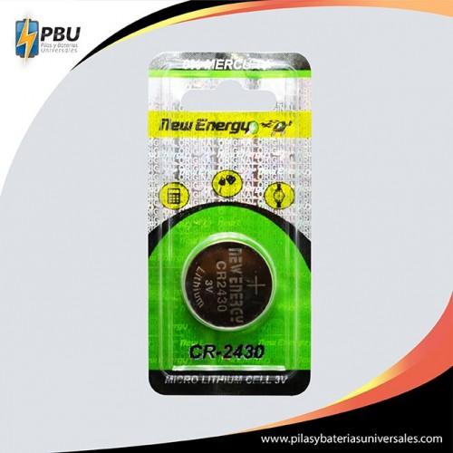 PILA CR 2430 NEW ENERGY