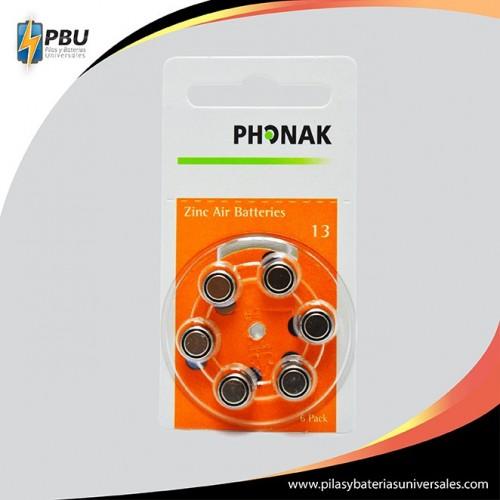 Phonak Tamaño 13