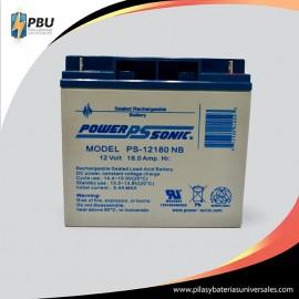 Baterías selladas 12 voltios