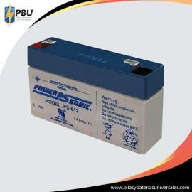 Baterías Selladas De Ácido Plomo